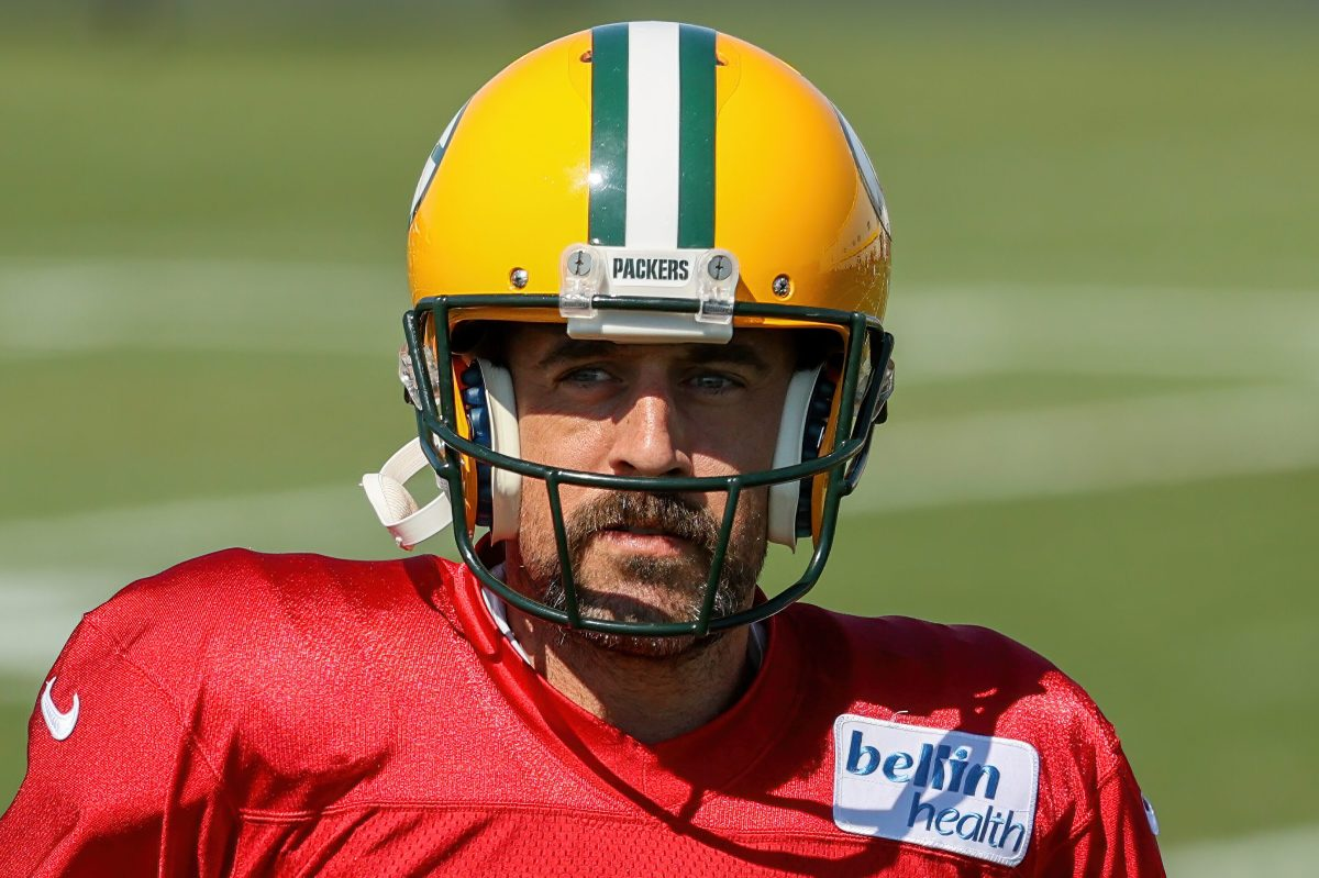 Is the Aaron Rodgers Era in Green Bay Over?