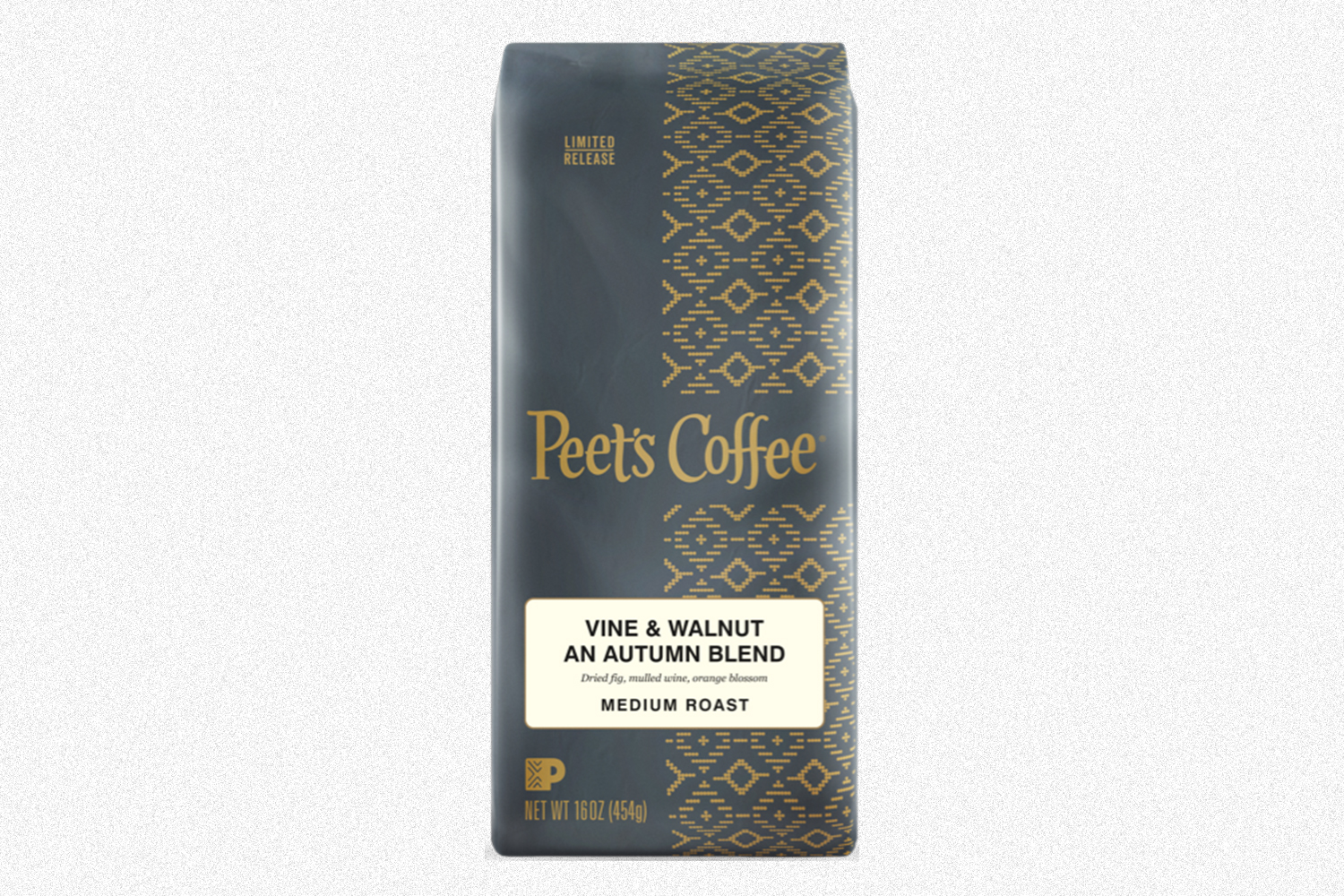 Peet's Coffee Vine & Walnut Autumn Blend coffee beans