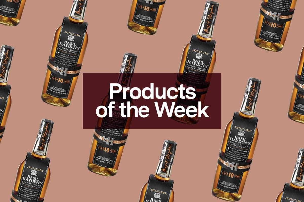 Products of the Week: Stutterheim Raincoats, Freddy Krueger Air Maxes and a 10-Year Bourbon