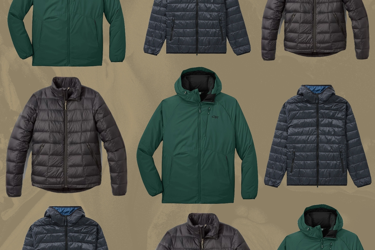 The Best Lightweight Puffy Jackets for Fall