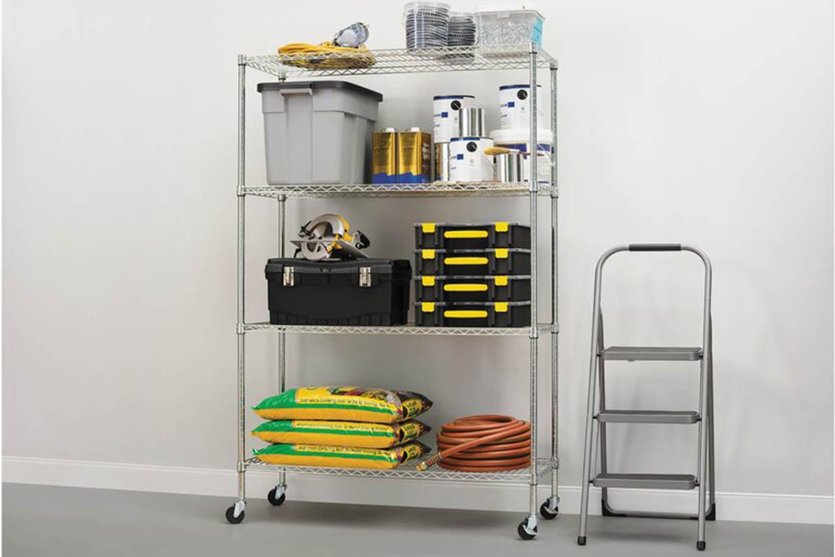 WFX Utility Shelving Unit