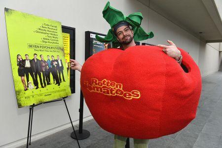 """Rotten Tomatoes"" costume"