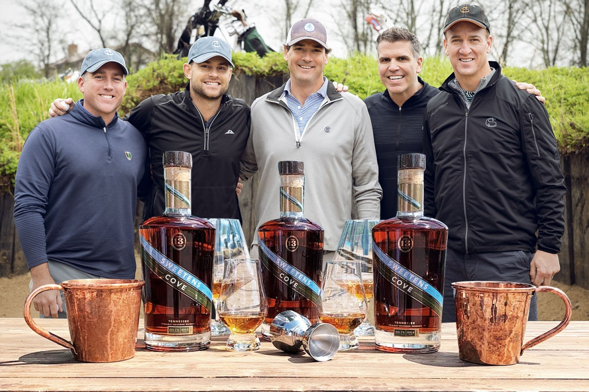 Peyton Manning and His Famous Friends Released a Bourbon, And It's a Winner