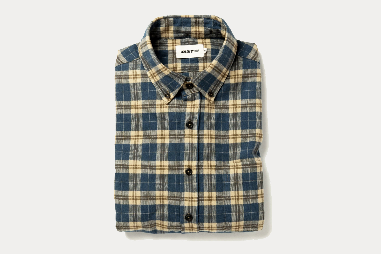 Taylor Stitch flannel shirt
