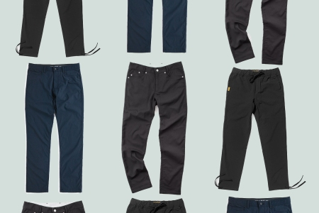 The best mens technical pants.