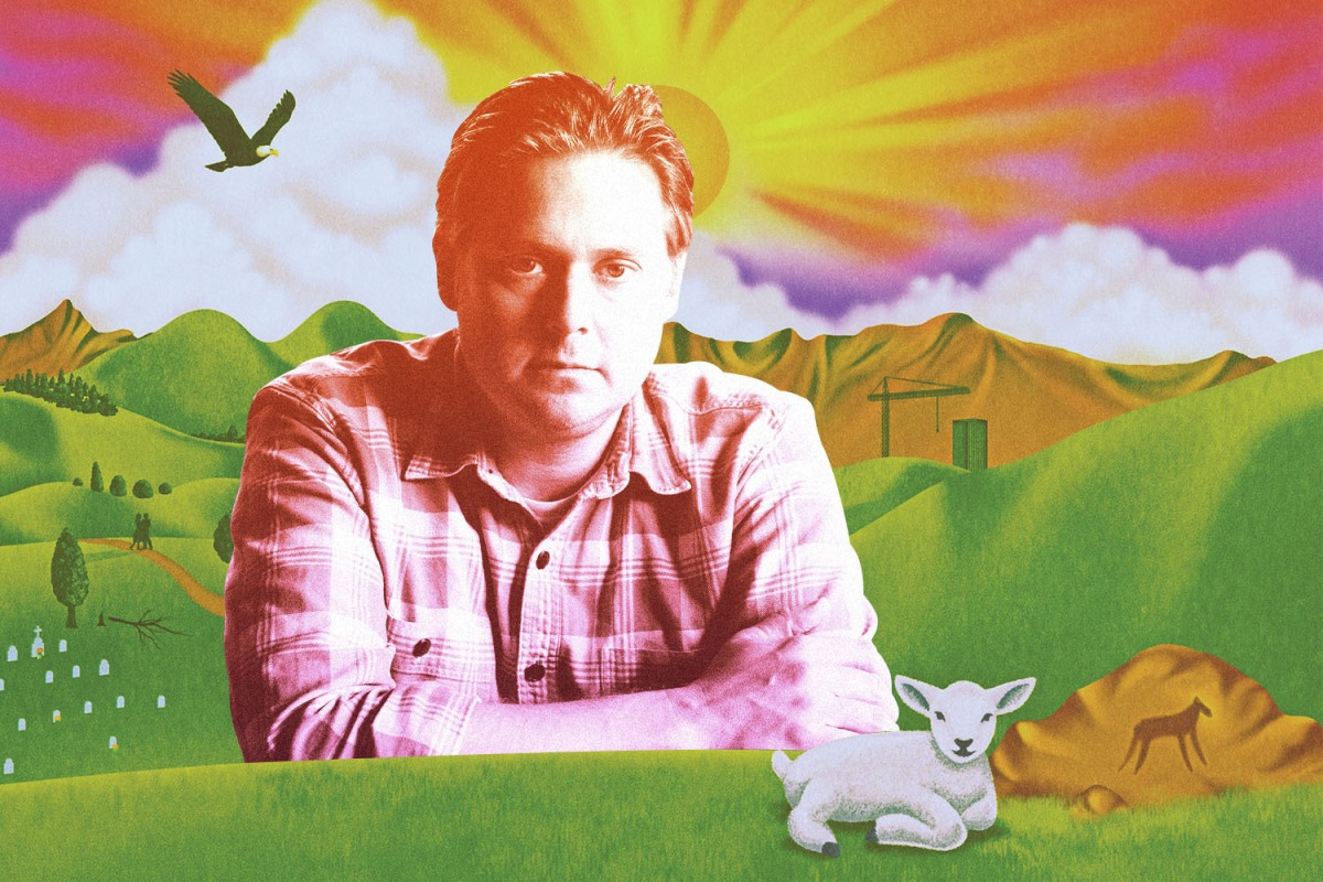 Tim Heidecker Is Afraid of Dying, So He Wrote Some Songs About It