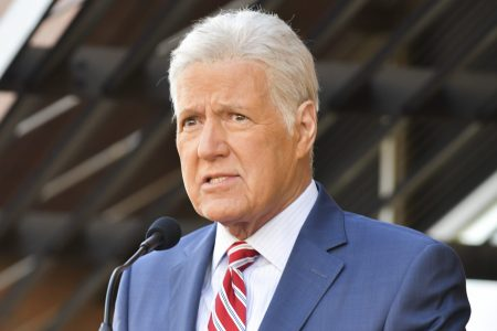 """Keeping Alex Trebek Healthy Is Top Priority on New """"Jeopardy!"""" Set"""