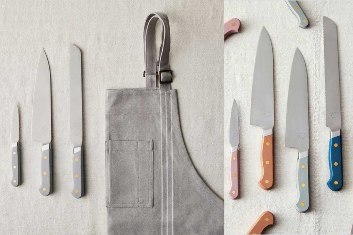 Deal: Buy Five Two's Essential Knife Set and Get a Free Apron