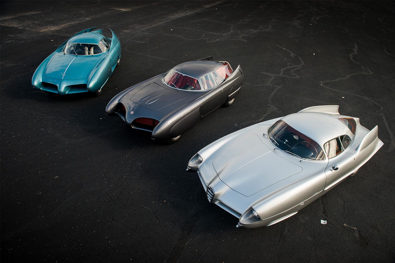Alfa Romeo BAT 5, 7, and 9