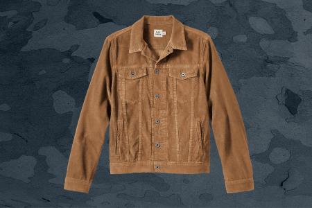 Ben Harper Huckberry trucker jacket