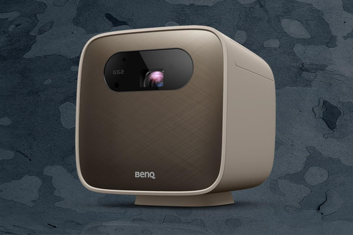 BenQ GS2 Portable Outdoor Projector
