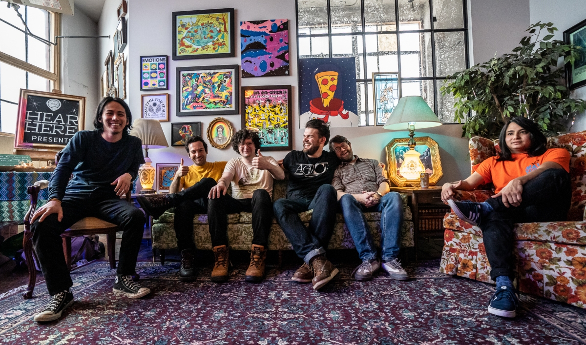 Anatomy of a Sound: Garcia Peoples