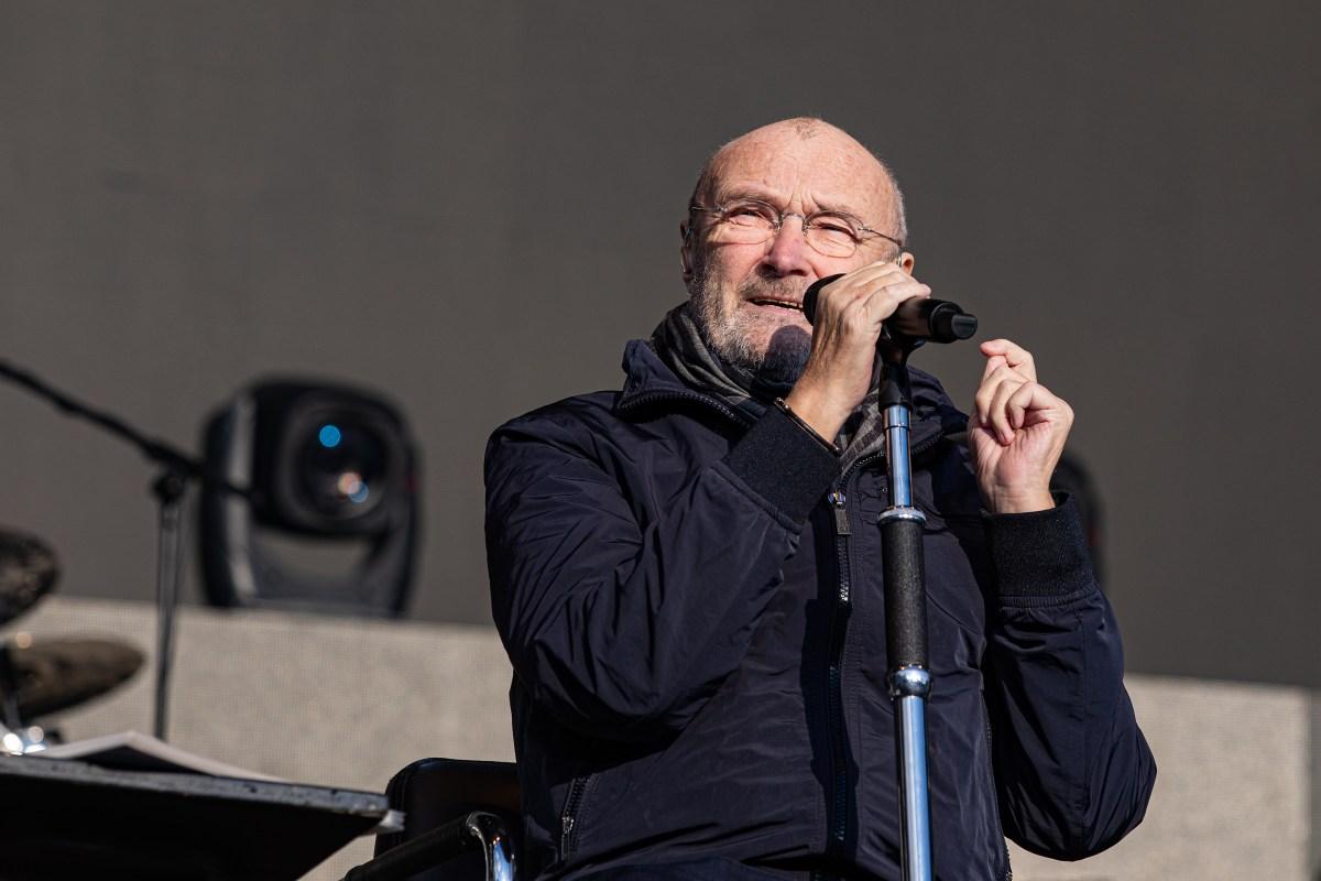 Phil Collins