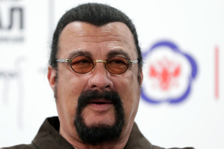 Steven Seagal beard