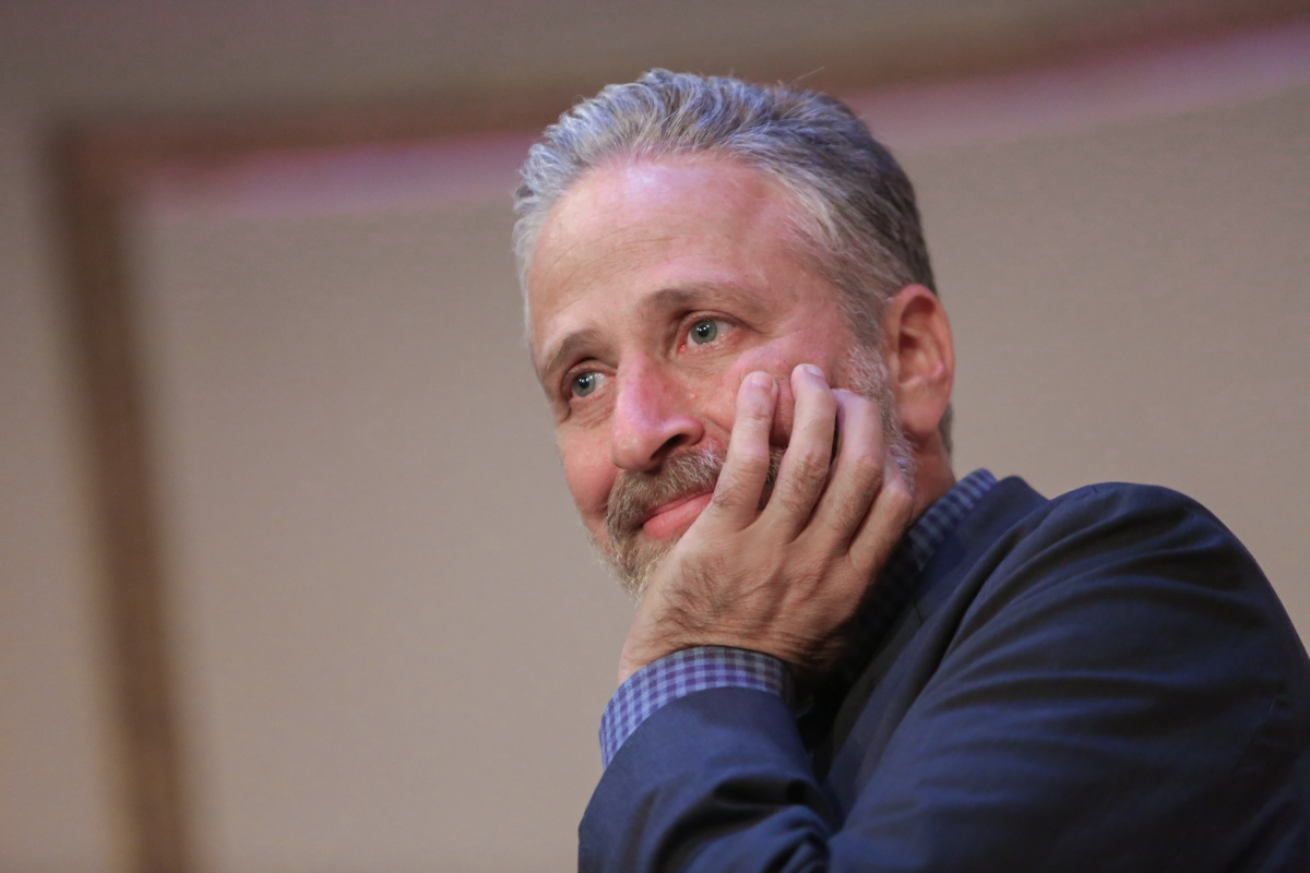 Jon Stewart to Host New Current Affairs Show for Apple TV+