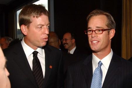 Troy Aikman and Joe Buck