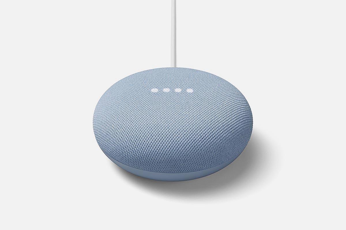 Google Nest Mini on sale