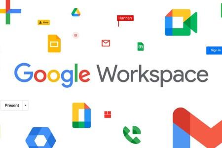 Google Workspace debuts