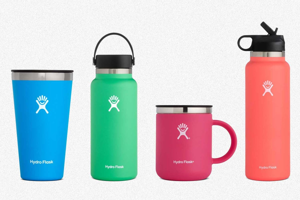 Deal: Don't Miss Out on Hydro Flask's 24-Hour Sale