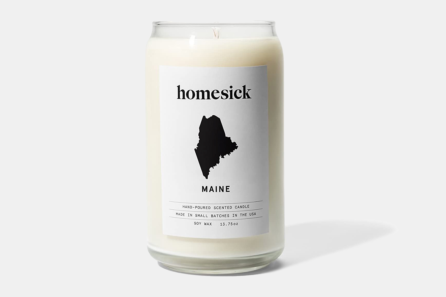 Homesick candle Maine