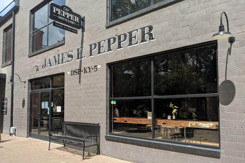 James E Pepper Distilling Co.