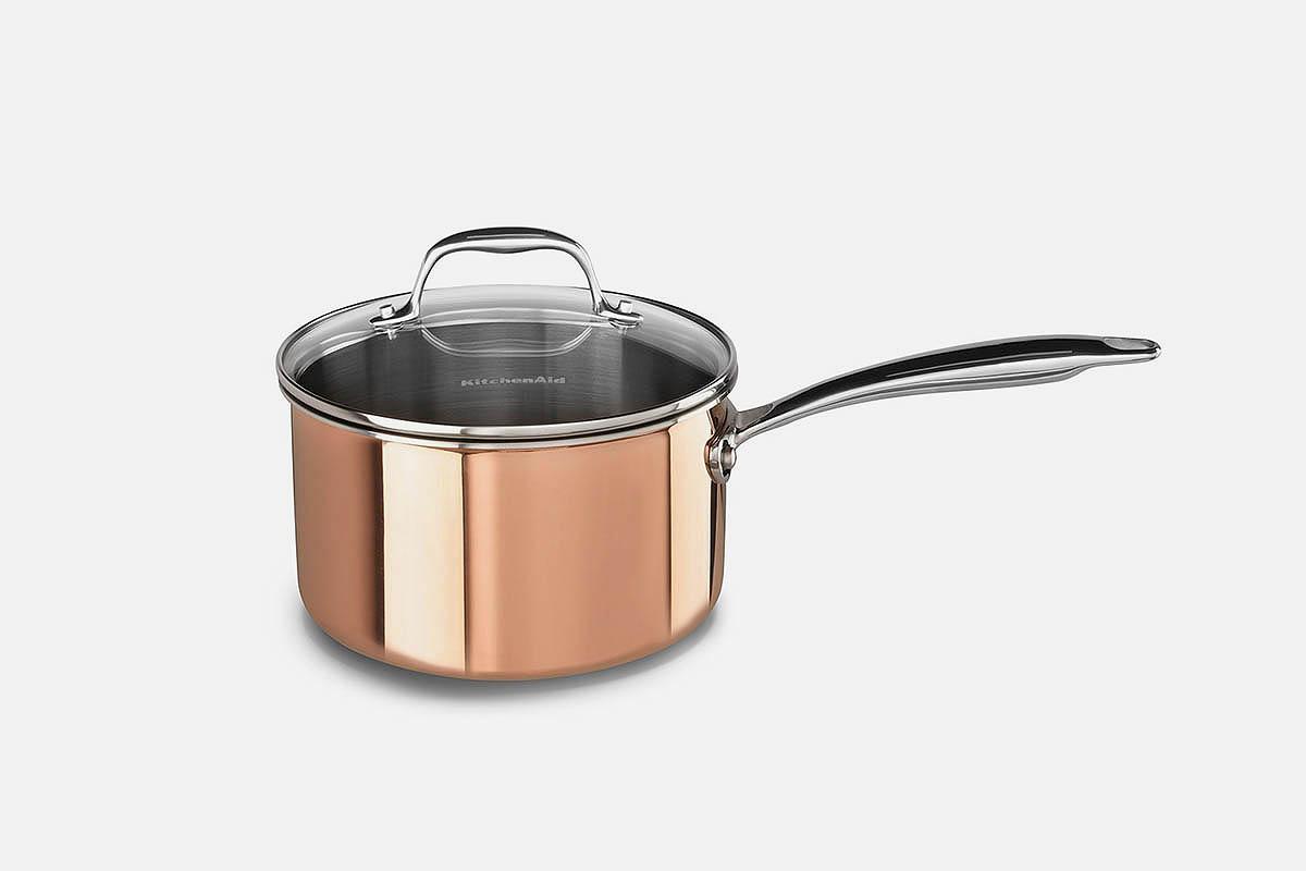 KitchenAid saucepan