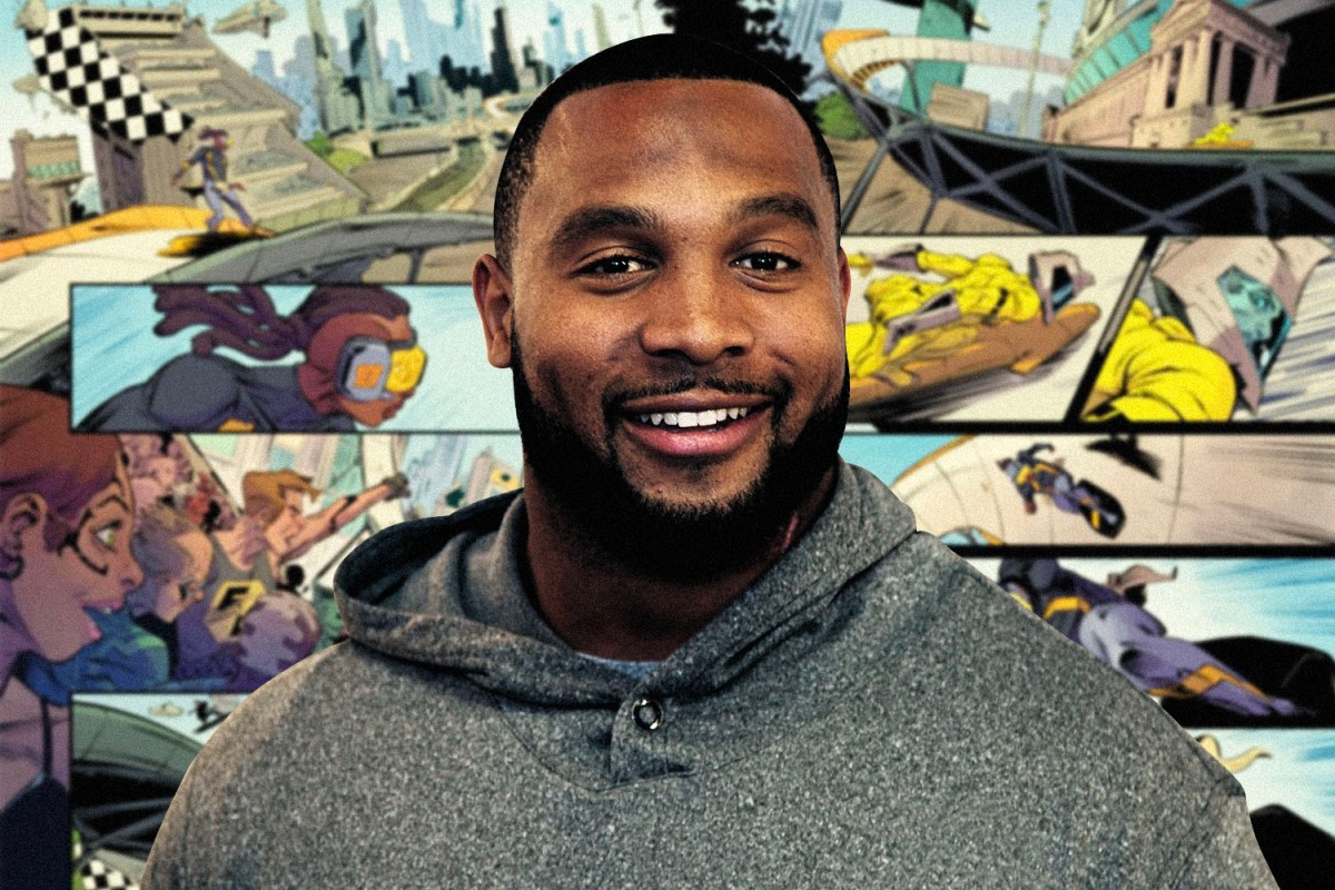 football player and author lance briggs