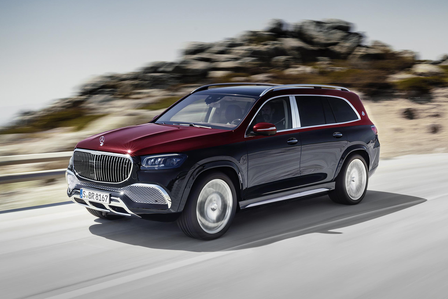 What S The Most Expensive American Car This Mercedes Maybach Suv Insidehook