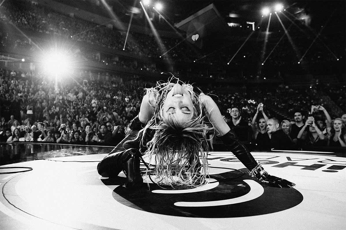 Miley Cyrus recording a Metallica covers album
