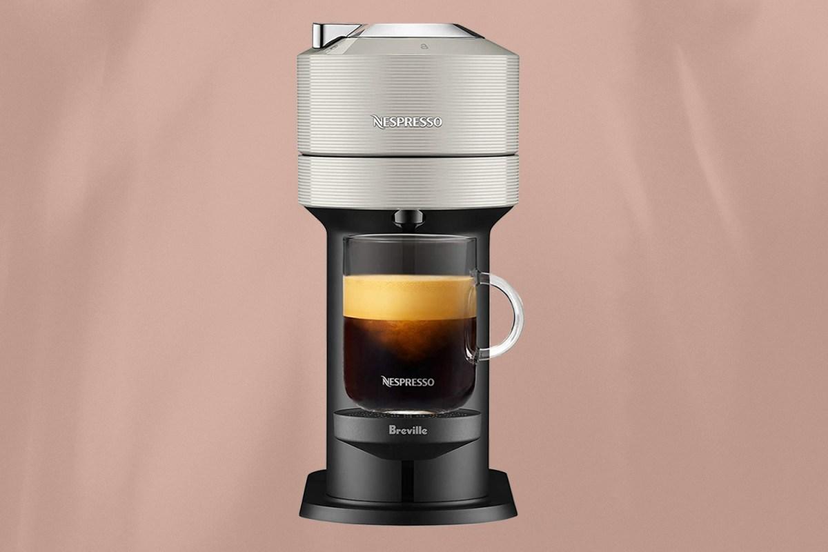 Nespresso machine Amazon