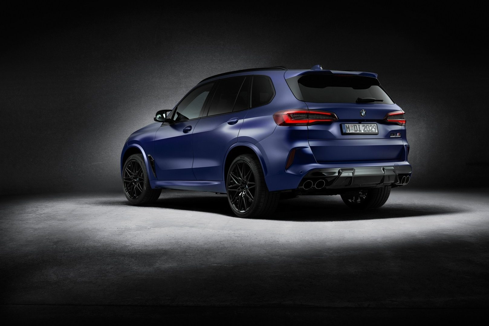BMW X5 M Competition First Edition