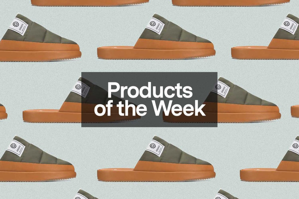 Products of the Week: Hunting Jackets, Mini Saucepans and Surprisingly Durable Slippers