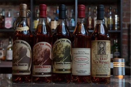 Van Winkle's bourbons announced for 2020
