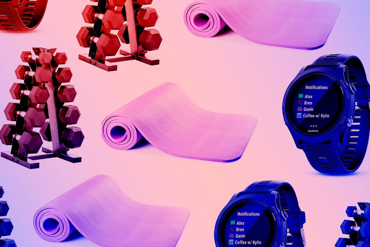 Best Amazon Prime Day Health and Fitness Deals: Dumbbells, Garmin Smartwatches and Much More