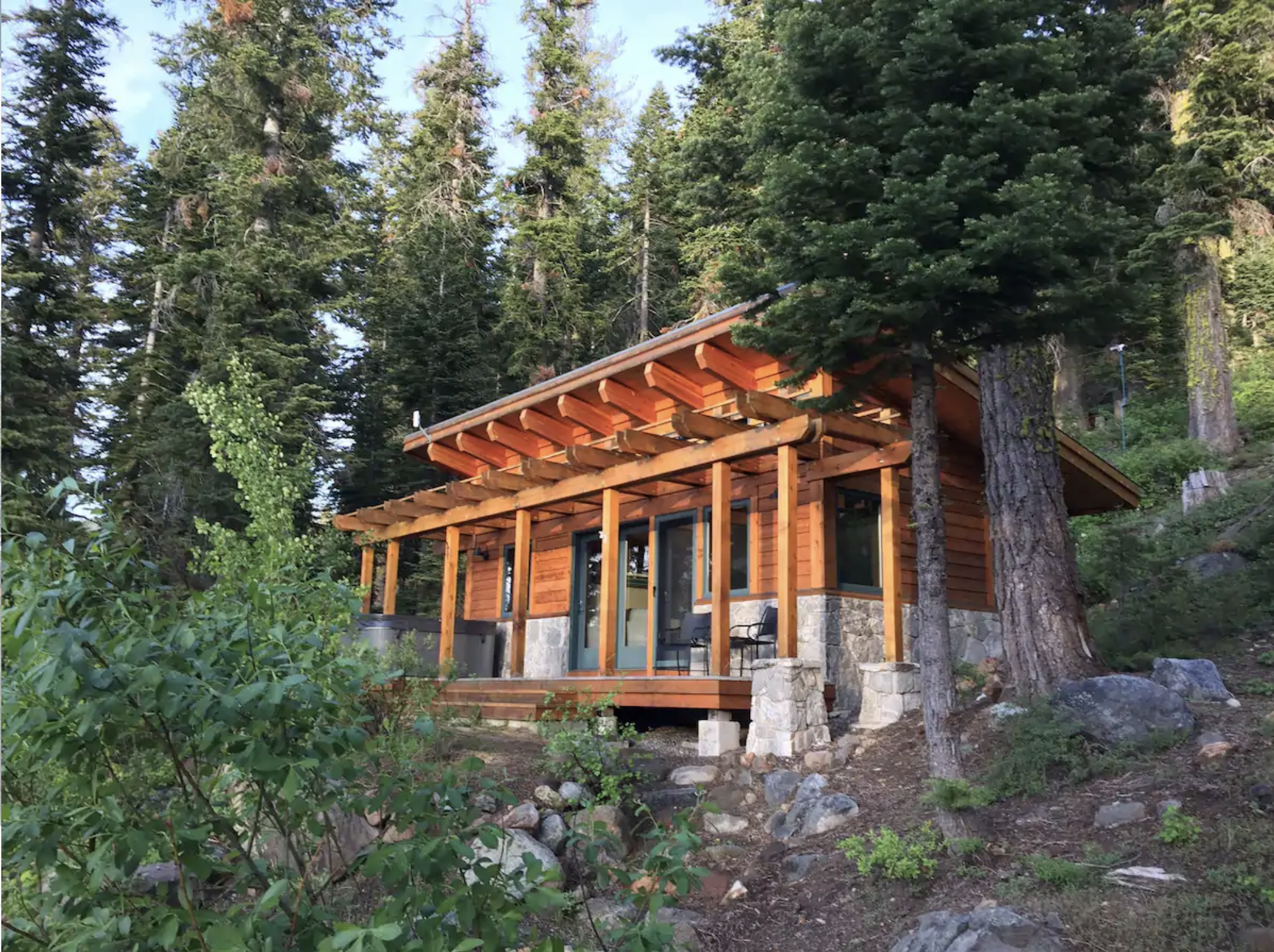 alpine meadows airbnb