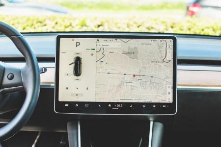 Tesla full-self driving
