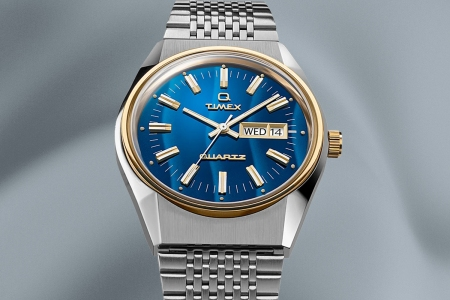 Q Timex Falcon Eye watch