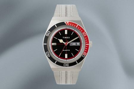 Timex Huckberry Cola Watch