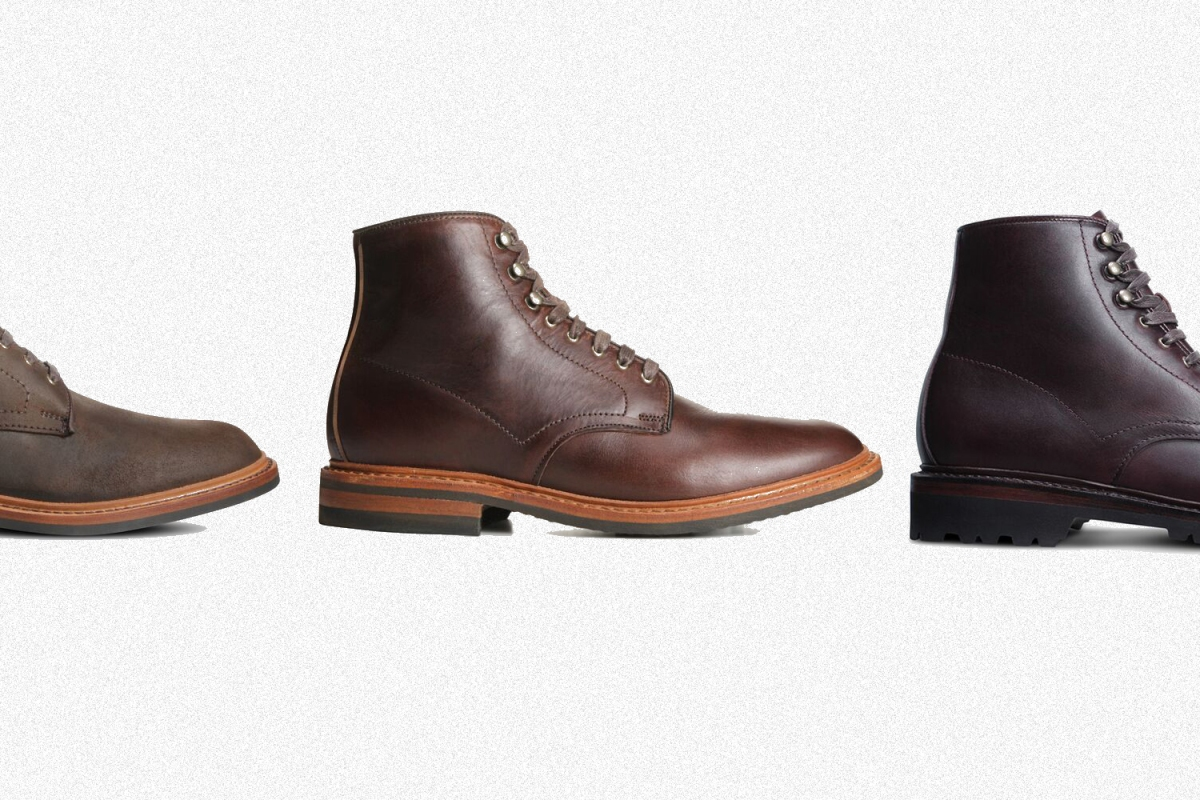 Deal: Take $150 Off Boots at Allen Edmonds