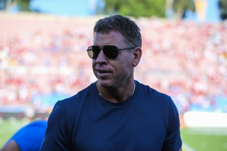 Troy Aikman Defends Himself for Ripping Military Jet Flyovers on Hot Mic