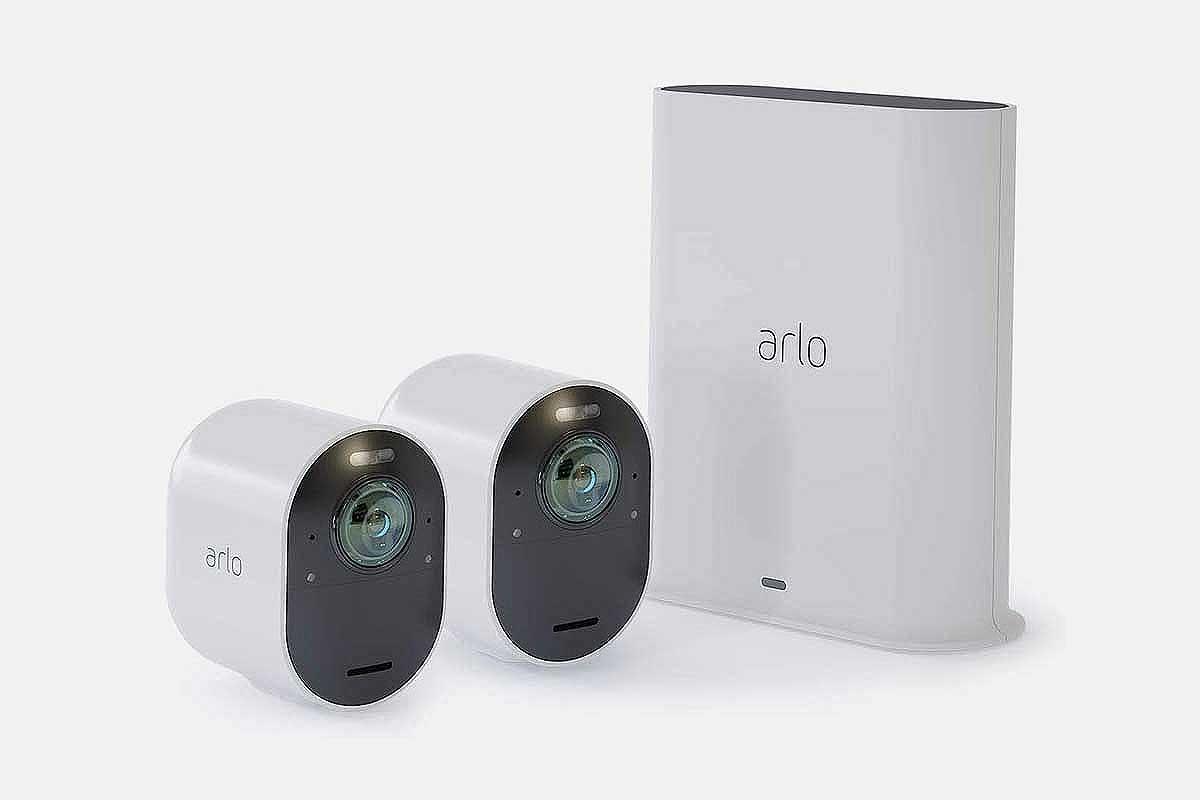 Arlo Ultra 2 on sale at Amazon