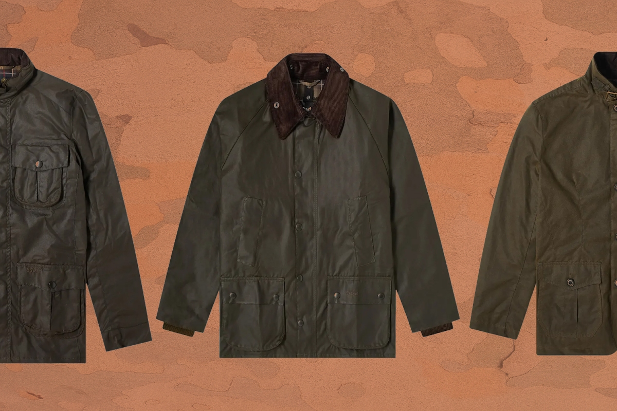 Barbour Jacket Guide
