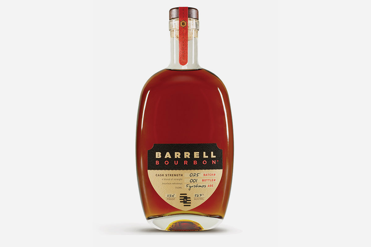 Barrell Bourbon Batch 025