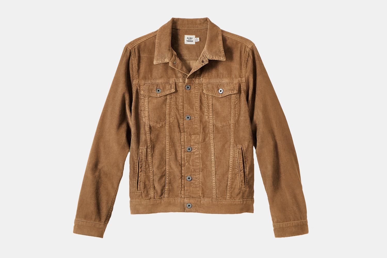Ben Harper Cord Trucker Jacket