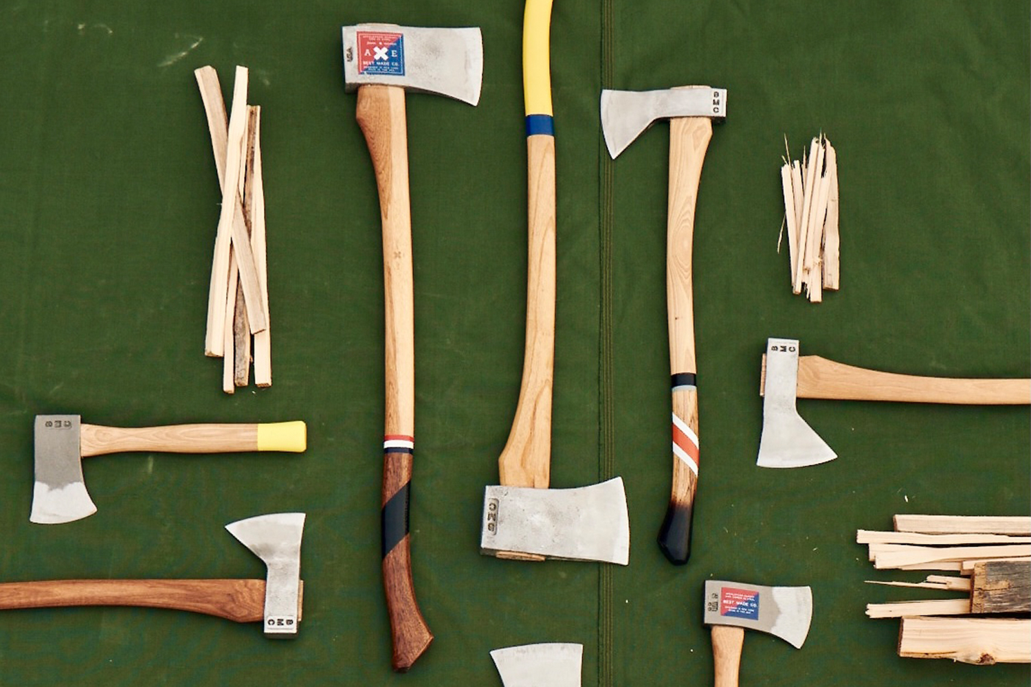 Best Made Co. axes
