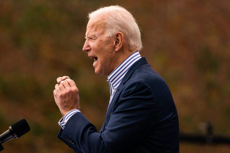 Joe Biden campaign trail