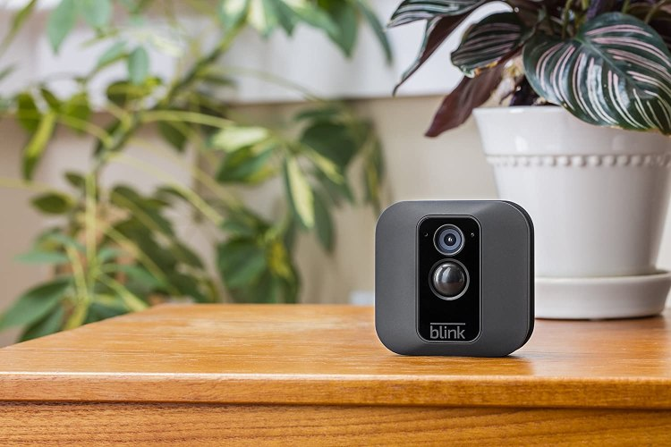 Blink XT home security cameras