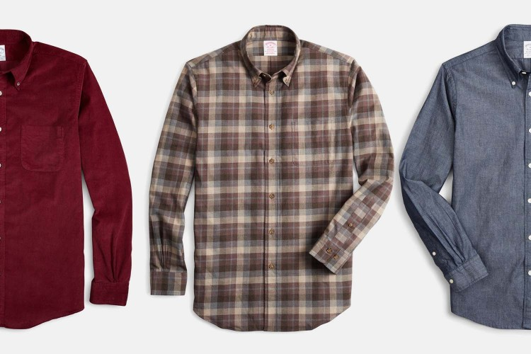 Brooks Brothers Button-Down Shirts