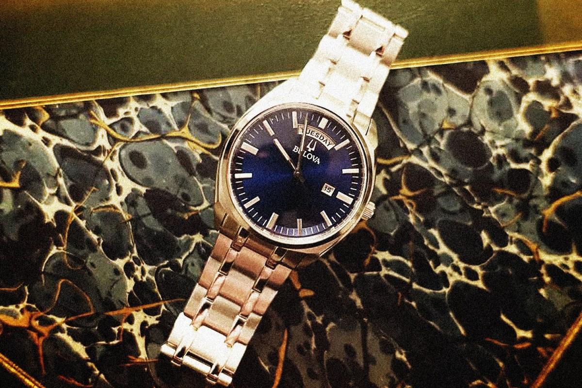 Bulova Surveyor watch