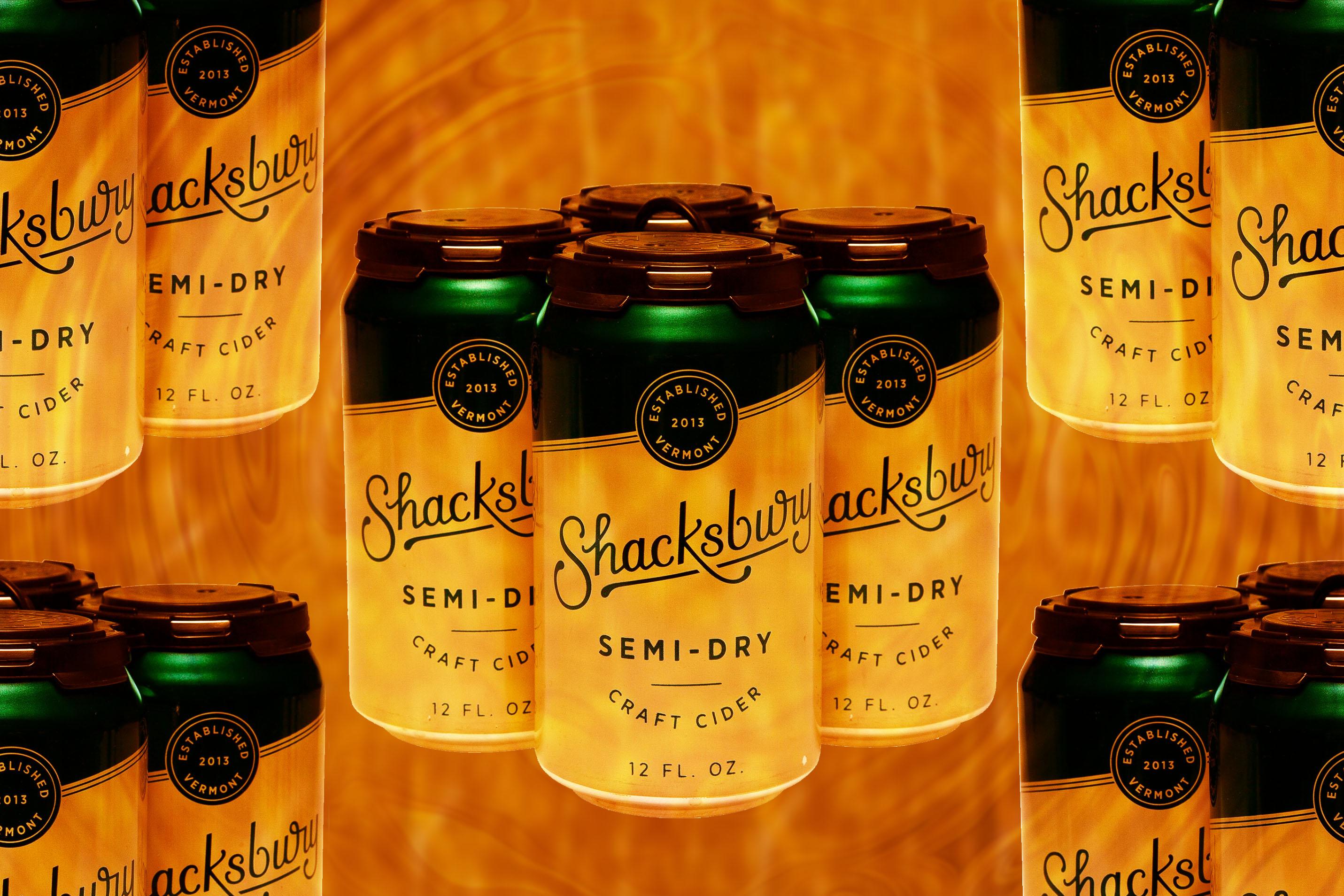 shacksbury semi dry cider